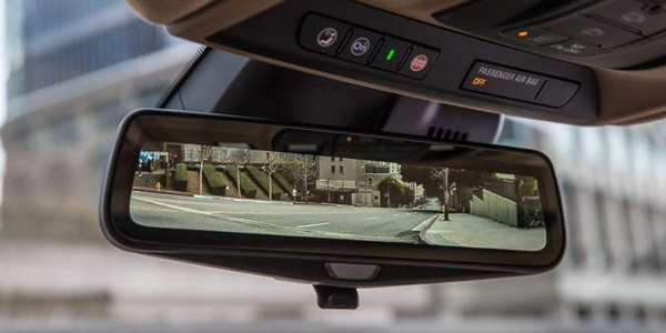 NHTSA is considering whether to use camera feeds instead of rear-view mirrors. Cadillac has...