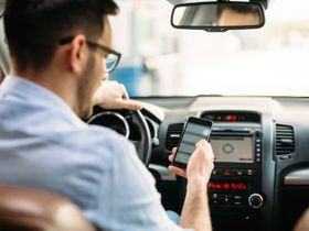 Texas Begins Distracted Driving Awareness Campaign