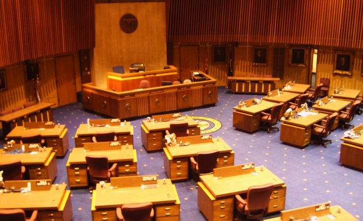 Arizona's state Senate has approved a distracted-driving bill that now heads to the state House.  - Photo via Willem van Bergen/Wikimedia.