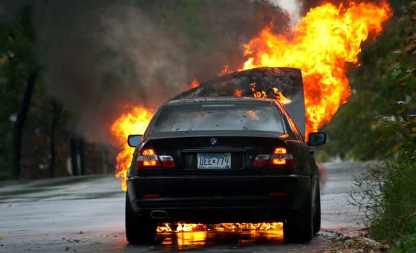 Non-crash Fire Claims 19% Higher in Recalled Vehicles
