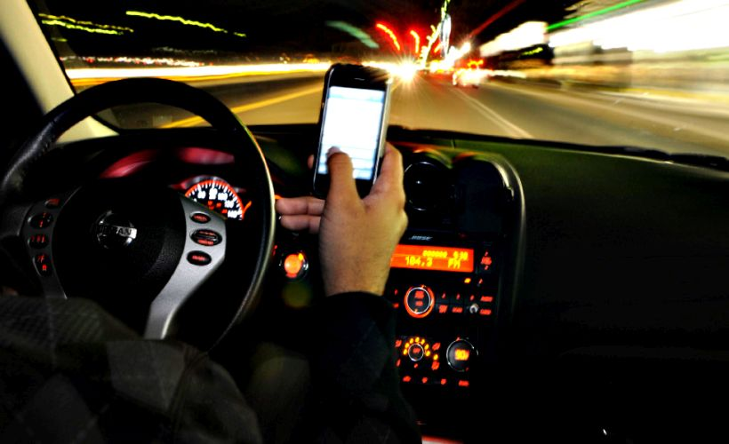 Hands-Free Driving Violations Double in Georgia