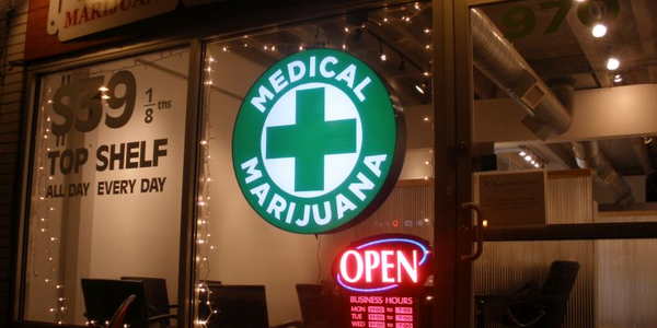 "About 21% of medical marijuana users said they drive while ""very high,"" according to a new..."