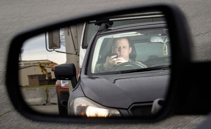 Tennessee law enforcement officers will ride in mobile homes so they can better notice distracted drivers.  - Photo courtesy of U.S. Air Force.