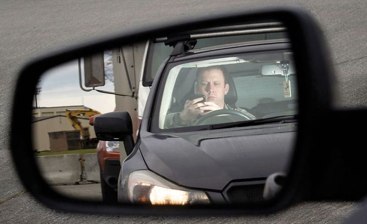 Florida became the 45th state to make texting while driving a primary offense.  - Photo via U.S. Air Force.