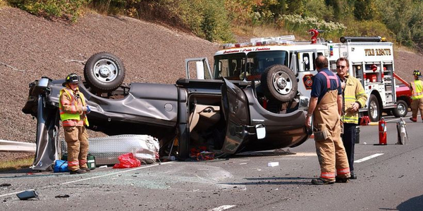 Six out of 10 drivers are taking photos of accident scenes and posting them on social media...