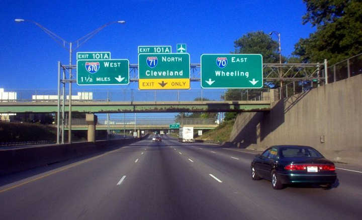 Ohio's elected leaders have formed a distracted driving council to increase roadway safety.  - Photo viaDailynetworks/Wikimedia.