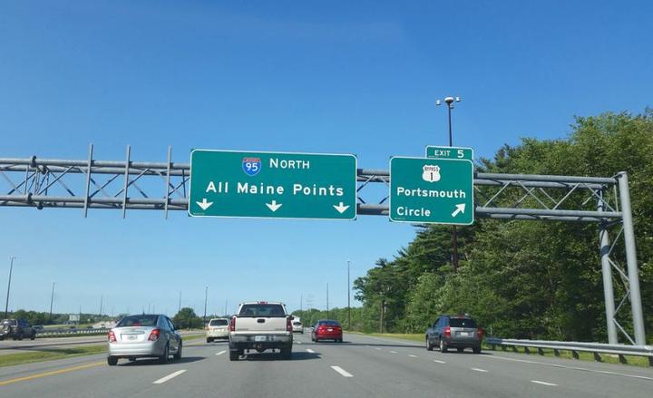 Roadway fatalities fell 19% in 2018 in Maine to reach a 60-year low.  - Photo via Joe Shlabotnik/Flickr.