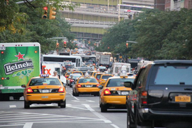 NYC to Roll Out Congestion Toll in 2021