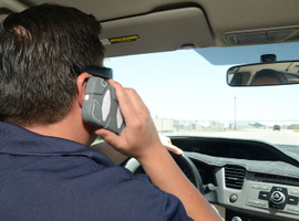 Distracted driving has surpassed drunk driving and speeding to becomethe top roadway threat.