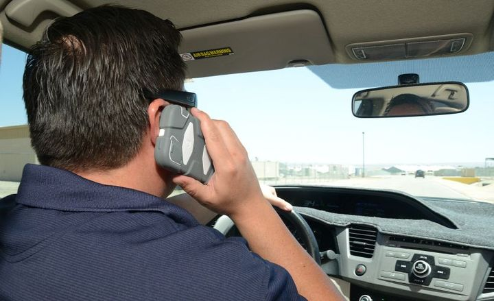 Distracted driving has surpassed drunk driving and speeding to become the top roadway threat.