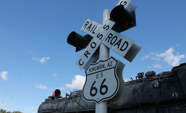 NHTSA's new railroad crossing safety campaign seeks to reduce the number of fatalities caused when drivers attempt to cross tracks to beat a train.  - Photo via Pixabay.