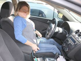 Volvo, Others Launch National Seat Belt Day