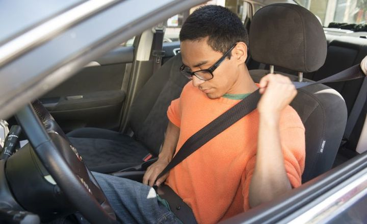 Seat-belt use in Virginia has reached 84%, which is below the national average of 90%.