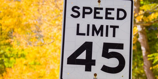 Increasing the posted speed limit by 5 mph can increase the fatality rate by 8%, according to a...