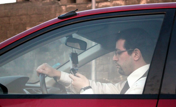 Nevada is considering allowing police to use a so-called textalyzer for drivers suspected of texting while driving.  - Photo via W/Flickr.