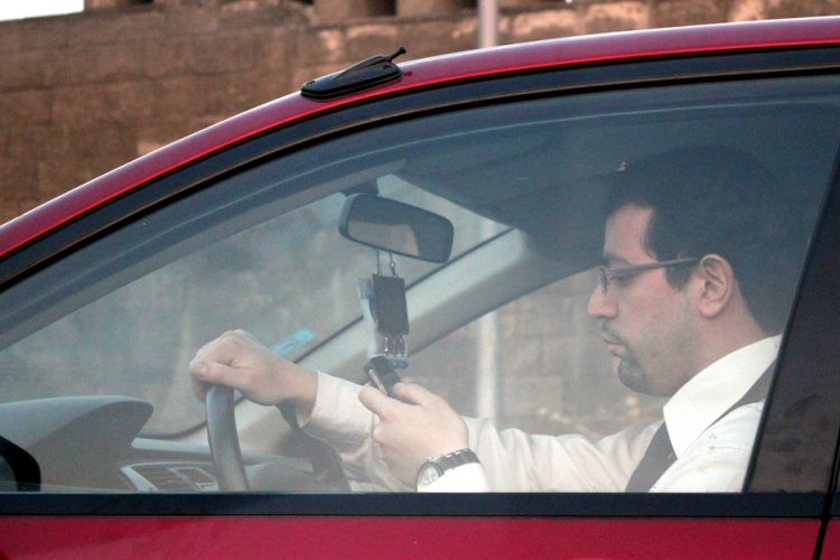 Nevada is considering allowing police to use a so-called textalyzer for drivers suspected of...