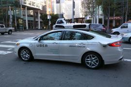 Ex-NHTSA Official Joins Uber's Autonomous Vehicle Team
