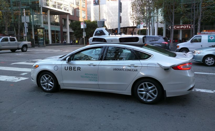 Nat Beuse, a veteran NHTSA vehicle safety official, is joining Uber's autonomous vehicle initiative.  - Photo via Diablanco/Wikimedia.