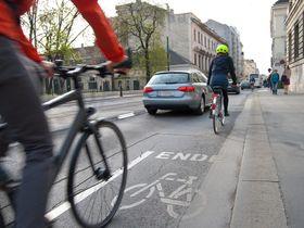 Volvo Testing Cars vs Bicycle Helmets