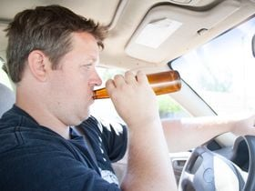 Drunk Driving Fatalities Drop 3.6%