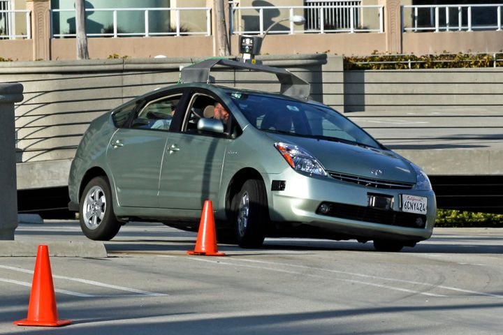 GM, Ford, Toyota, and others have developed safety guidelines for the test drivers of autonomous vehicles. - Photo via Steve Jurvetson/Wikimedia