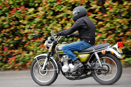 Motorcyclists Complacent About Wearing High-Visibility Gear