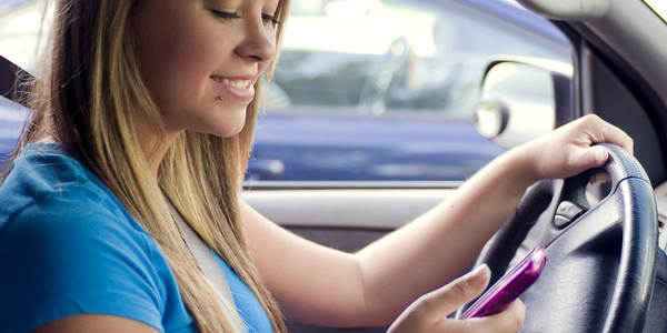 U.S. Millenials are texting and using their cellphones while driving significantly more than...