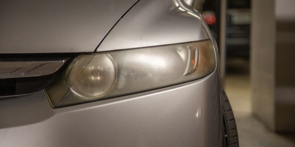 Headlights that are clouded or yellowed from aging reduce lighting by more than 80%, according...
