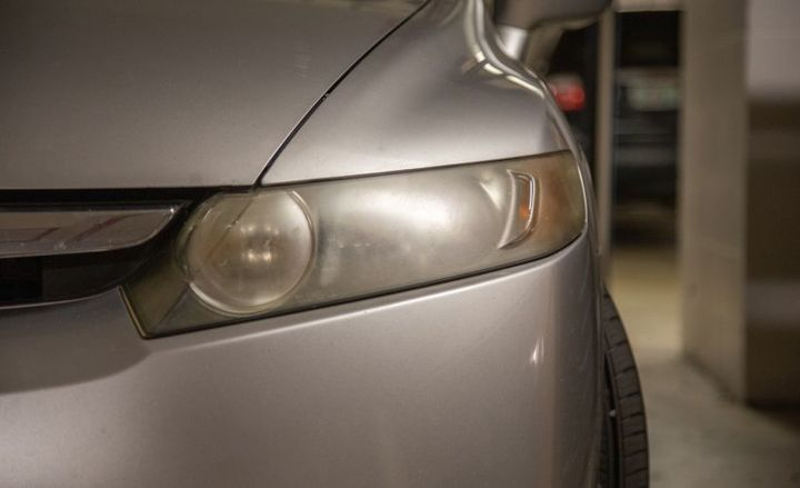 Headlights that are clouded or yellowed from aging reduce lighting by more than 80%, according to AAA.