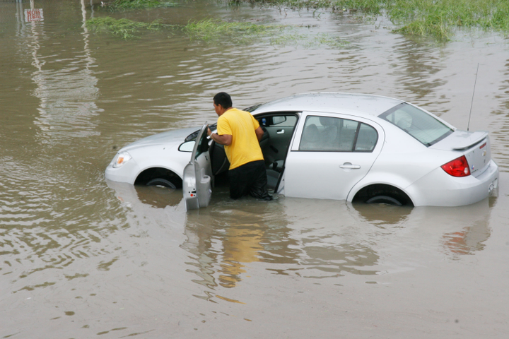 Flood-damaged vehicles are increasingly being resold by unscrupulous sellers.
