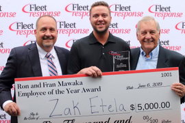 Fleet Response Named Top Ohio Workplace