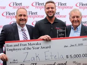 Fleet Response Named Top Ohio Workplace