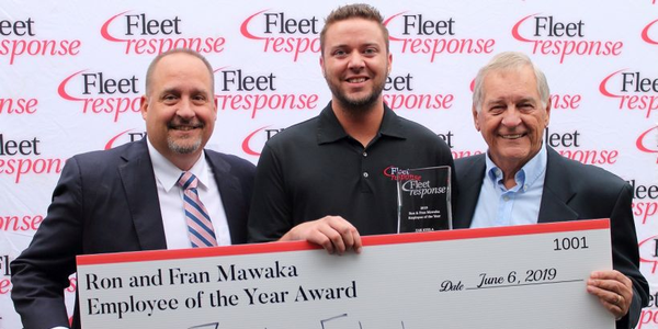 Accident management provider Fleet Response has earned recognition as a top workplace in Ohio.