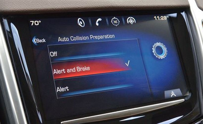 GM's Safety Tech Reduces Crashes by 43%
