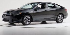 Honda's Insight, Pilot Earn Top Safety Pick+