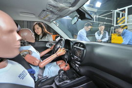 Hyundai to Offer Air-Bag System for Multiple Collisions