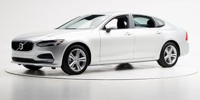 Volvo Snags Two More Top Safety Awards