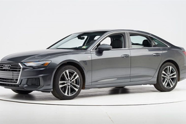 Audi's 2019 A6, Q8 Capture IIHS Top Safety Picks