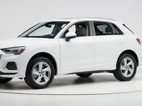 Audi's 2019 Q3 Named Top Safety Pick+