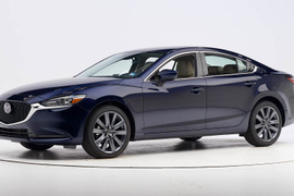 2019 Mazda6 Earns Top Safety Pick