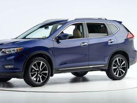 Nissan's Rogue, Maxima Capture Top Safety Pick Awards