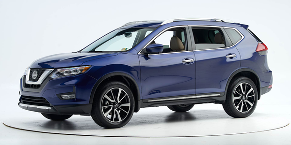 Nissan's Rogue and Maxima have earned IIHS Top Safety Pick recognition.