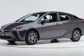 Toyota Prius, Prius Prime Earn Top Safety Pick