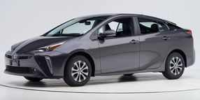 Toyota Prius, Prius Prime Earn Top Safety Pick