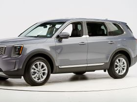 Kia Telluride Earns IIHS Top Safety Pick