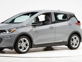 Chevrolet Bolt EV Named Top Safety Pick