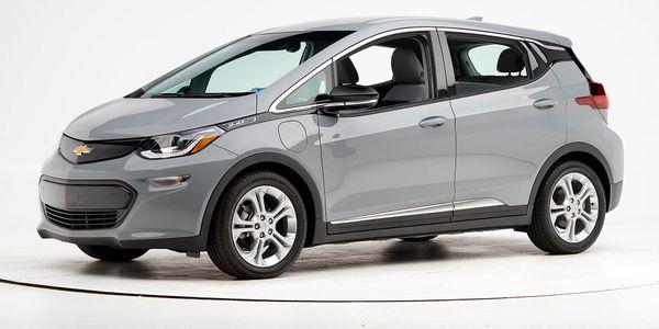 Chevrolet Recalls Bolt EV Over Potential Fire Risks
