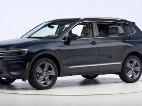 Volkswagen's 2019 Tiguan Named Top Safety Pick+