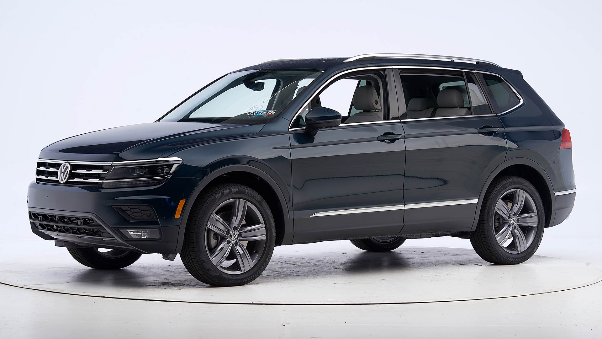 Volkswagen's 2019 Tiguan Named Top Safety Pick+