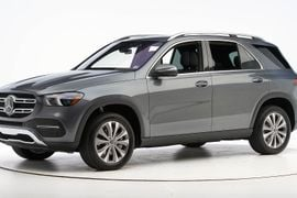 2020 Mercedes-Benz GLE Snags Top Safety Honor